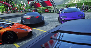 DriveClub - Lamborghini Icons Expansion Pack 8