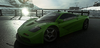 DriveClub - Velocity Tour Pack 4