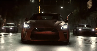 Nissan GT-R Premium 2017 появится в Need For Speed 4