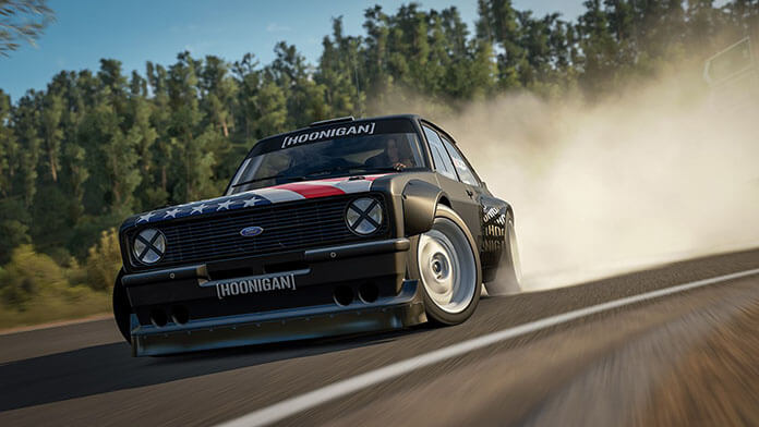 Дополнение Hoonigan Car Packs для Forza Motorsport 7 и Horizon 3