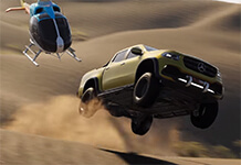 Mercedes-Benz X-Class The Crew 2