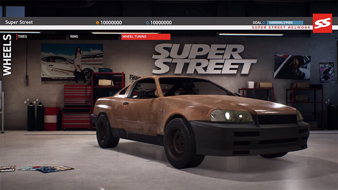 Обзор Super Street The Game