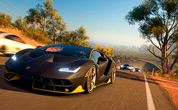 Forza Horizon 3 gameplay part 1