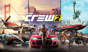The Crew 2 - Crew 2 Payback Reshade v.1.0 2