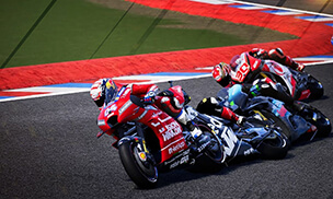 MotoGP19 Multiplayer
