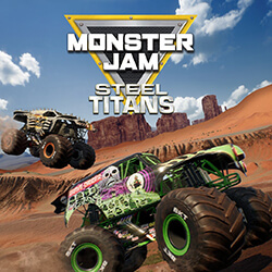 Monster Jam Steel Titans 9