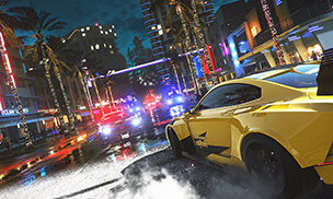 NFS Heat 7 minutes gameplay