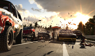 Wreckfest PS4 XboxOne