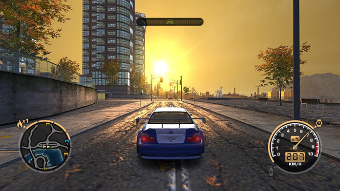 Need For Speed Most Wanted HD